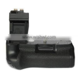 High performance replacement battery grip for Canon 550D 600D 650D Rebel T2i T3i T4i T5i