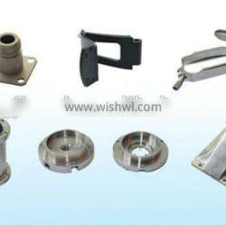various stainless steel parts