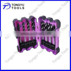 Quad drill bits 8pcs set
