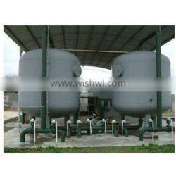 SIL efficient pressure filter tank-water purification equipment
