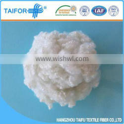 raw white smoothness polyester fiber board