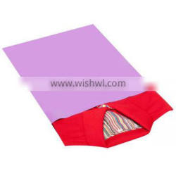 Plastic Custom Printed Pink Poly Mailer Bag