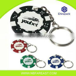 Cheap & Hot Selling Fashion Style Oem Promotion Pvc Keyring