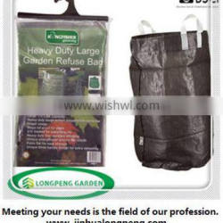 170L Heavy Duty Large Garden Refuse Bag,Outdoor Strong Refuse Sacks