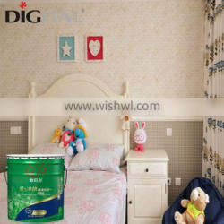 Paint factory in china scrub resistance interior wall paint
