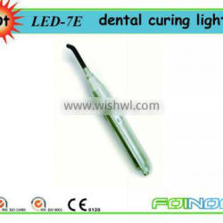 LED-7E CE approved HOT SALE curing light