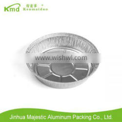 2016 Round Disposable Aluminum Foil trays/catering Trays