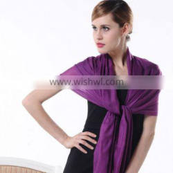 2015 Newest style fashion design woman high quality expensive cashmere pashmina(CD001CL)
