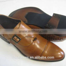 New design men's leather shoes, for formal occasion.