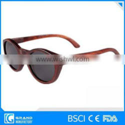 Cheap handmade wooden sunglasses wholesale in china