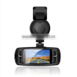 """Full HD 1080p Car DVR with 2.7"""" Wide Screen and G-sensor"""
