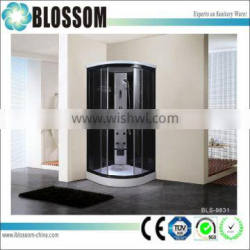 high quality abs tray wet shower room steam shower temple