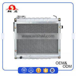 Hot Selling Products OEM Service Available Aluminum Auto Radiator