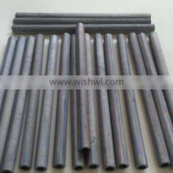 RSiC Recrystallized Ceramic Silicon Carbide Thermocouple Protection Tube And Pipe For Max.Refractory 1700 Degree