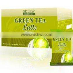 Astragalus Green Tea Latte