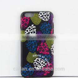 Hotsales TPU beautity mobile phone cover case for iPhone6