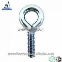 Znic plated hot sale concrete screw eye bolts anchor