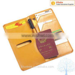 promotion products personalized passport holder