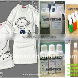(YIMEI )manufactory pigment binder for textile pigment printing
