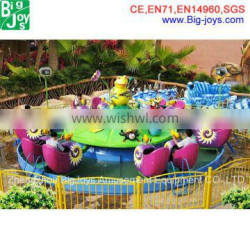 Cool Kids Games Snail Attack Force Water Rides For Amusement Park