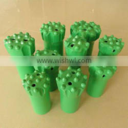 T38 Retrac Button Bit with Spherical Buttons for Rock Drilling Tools