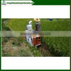 Crawler-type Small rice and wheat combine harvester Telon 4LBZ-110