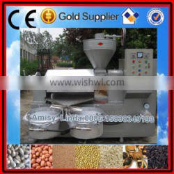 Various kinds of oil materials seeds oil extraction machine