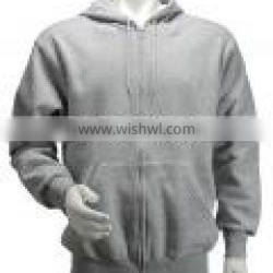 Grey Color Comfort Hoodies