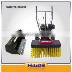 Sweeping Road engine Gasoline Power Road Sweeper