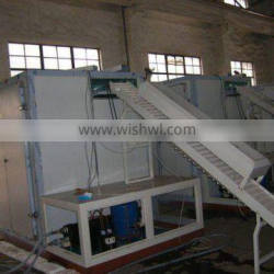 lollipop cooling tunnel,candy cooling cabinet,air condition