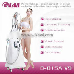 GLM 2016 HOTTSET! velashape ultrasound cavitation rf vacuum for face and body slimming