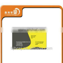 Sales all kinds of smart custom business cards printing