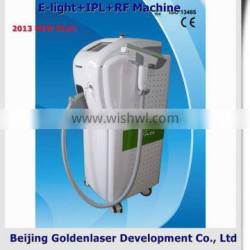 Skin Care 2013 New Design Multi-Functional Beauty Equipment E-light+IPL+RF Machine Body Composition Face Lifting