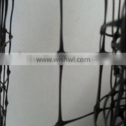 100% HDPE Plastic with UV Treated BOP Stretched Net