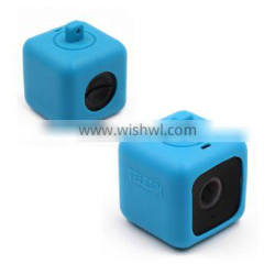 TELESIN Bumper Pendent Case for Polaroid CUBE,CUBE+ Action Lifestyle Cameras with Necklace Lanyard and Removeable Clip