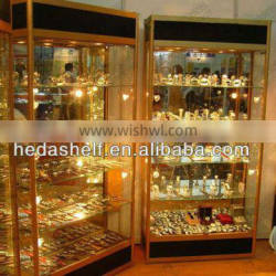 jewelry display booth