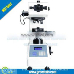 HV-1000DT Manual Micro Vickers Hardness Tester