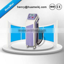 Varicose Veins Treatment Nd Yag Laser Tattoo Removal 1000W Machine / Q Switch Nd Yag Laser/1064nm&532nm Supplier's Choice