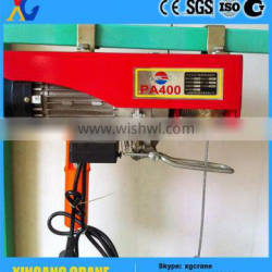 PA800KG Mini Electric Wire Rope Hoist Price