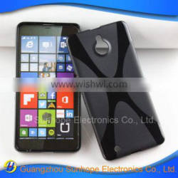 X line soft tpu gel cell phone cover For Micirosoft Lumia 850 , Lumia 850 case