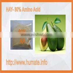Foliar Fertilizer Compound Enzymatic Hydrolysis Amino Acid 80%