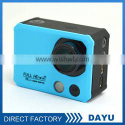 Hot Selling 50M Waterproof Case Wrist Remote Controller 4K Camera Action Camera With WiFi