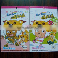 Removable Children Sticker Book/popular book