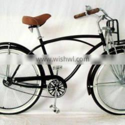 SH-B112 Steel 1 Speed Coaster Brake Beach Cruiser Bike