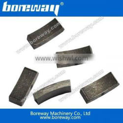 Manufacturer supply high quality diamond segment for concrete