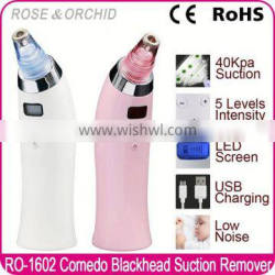Handheld electric black head remover for sale