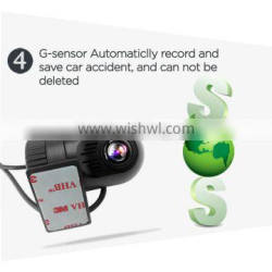 mini dvr for car truck bus without screen