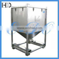 Stainless Steel IBC Grease Container/Lube Tank