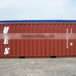 csc new 20ft open top shipping container