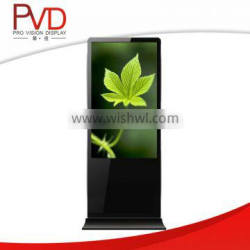 55 Inch Floor Standing Advertising Player digital advertising board
